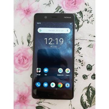 Nokia 5 16gb komplet pierwszy wlasciciel, karta sd