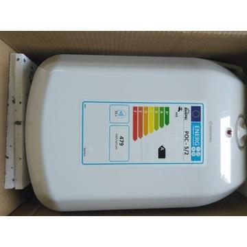 Ogrzewacz wody pojemnościowy 5l Luna Inox