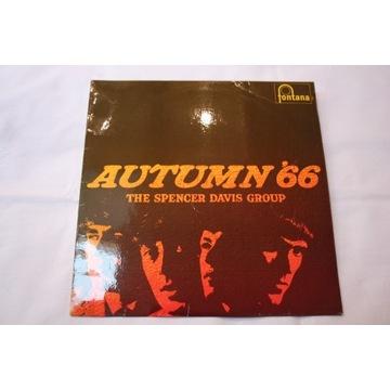 Spencer Davis Group - Autumn '66 1-Press UK MONO