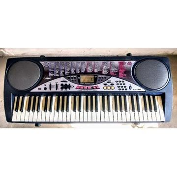 Keyboard - Organy Casio LK-50.