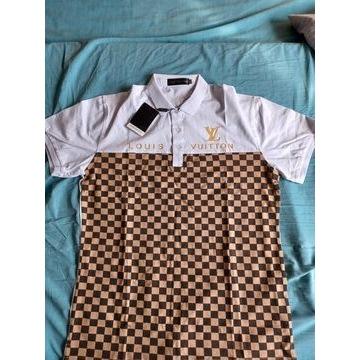 Koszulka polo Louis Vuitton, Gucci, Boss, Hilfiger