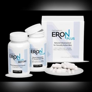 ERON PLUS- Naturalny wspomagacz erekcji