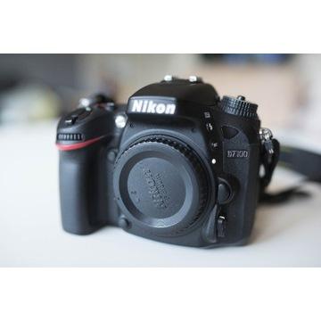 Lustrzanka Nikon D7100/Body