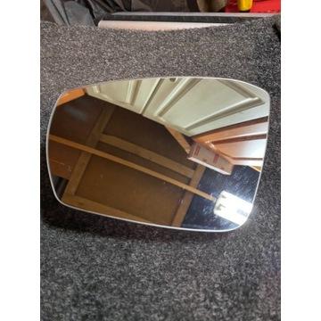 Szkło lusterka lewe Skoda Octavia 3 oryginał