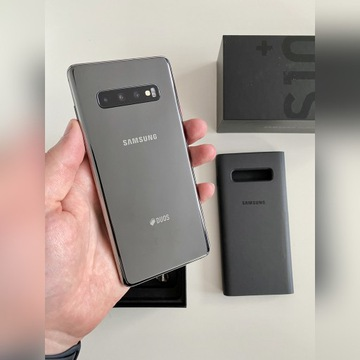 SAMSUNGA Galaxy S10+ 512GB Ceramic Black