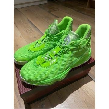 Adidas Dame 7 I Am My Own Fan Solar Green