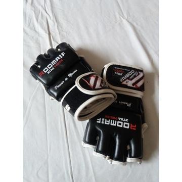 Rękawice MMA KSW ROOMAIF L xtra power NOWE