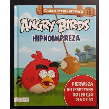 Książka Angry birds Hipnoimpreza tom 10