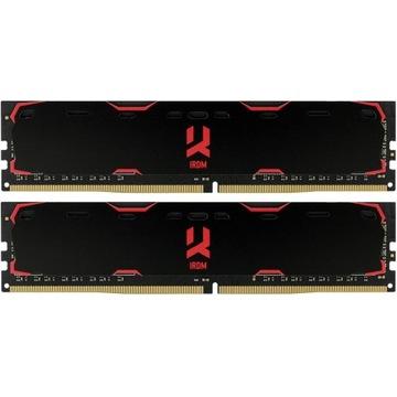 Pamięć GoodRam IRDM 8GB DDR4 (2x4GB) 2400MHz CL15