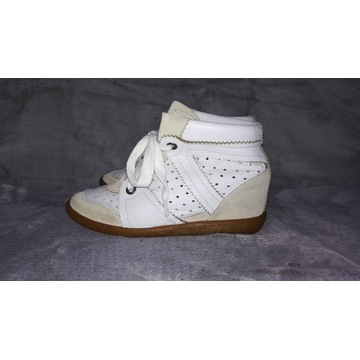 Damskie snickers Isabel Marant r. 38