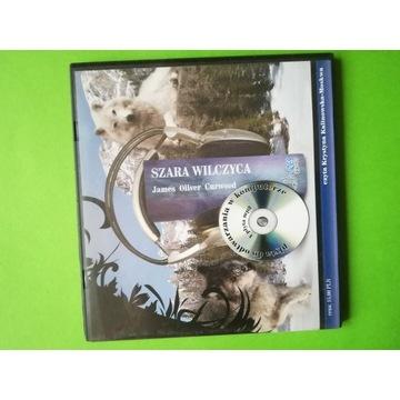 Szara wilczyca, CD mp3