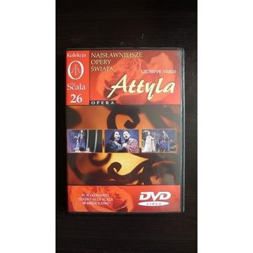 Kolekcja La Scala Opery, DVD