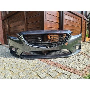 Zderzak Mazda 6 III GH (2015)