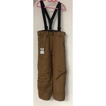 Spodnie narciarskie r. 128