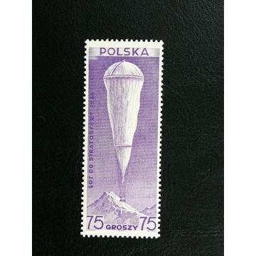 Fi 308 ** z BL 6 - Lot do stratosf. gwar. - 1938r.