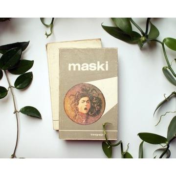 Maria Janion Maski tom 1 i 2 komplet St Rosiak