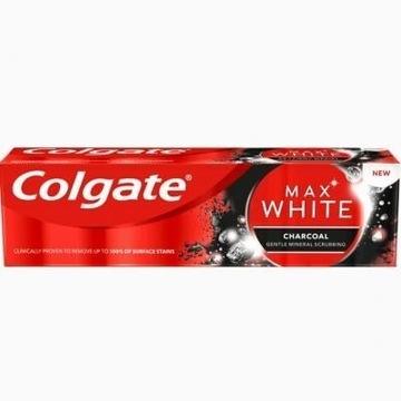 Colgate max czarna 75ml