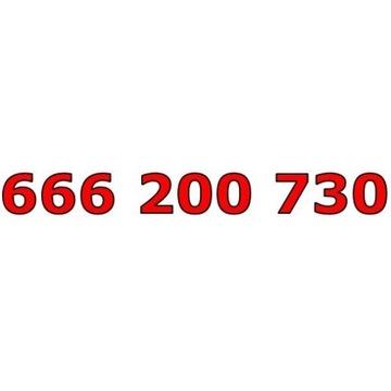 666 200 730 ZŁOTY ŁATWY NUMER STARTER