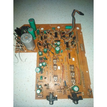 Magnetofon unitra mds - 442 płyta