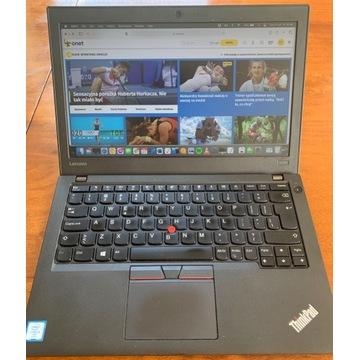 LENOVO X270 i5-6300U 8GB FHD W10 DOK 2 baterie