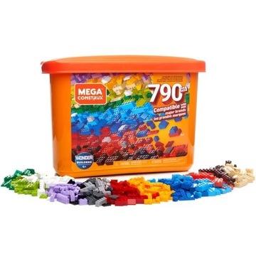 Mega Construx - zestaw 790 klocków dla dzieci (4+)