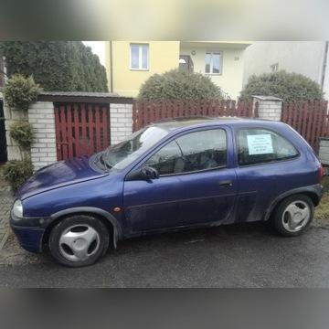 Opel Corsa Benzyna + Gaz 1.2 1996r