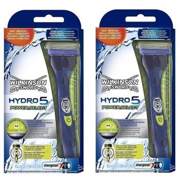 5 szt maszynek do golenia Wilkinson Hydro 5