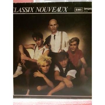 Płyty winylowe    CLASSIX NOUVEUX    wyd.1983r.