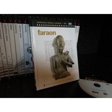 Lektury szkolne z DVD - Faraon