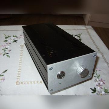 Przedwzmacniacz (Bufor) lampowy E88CC - DIY