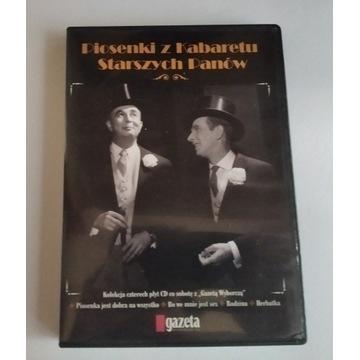 PIOSENKI Z KABARETU STARSZYCH PANÓW ( 4 CD )