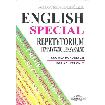English Special repetytorium tem./Leks - M.Cieślak