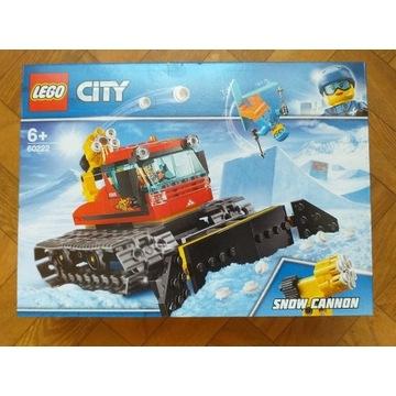 KLOCKI LEGO 60222 CITY Pług gąsienicowy
