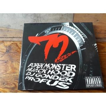 POPEK  - 72HOURS CD !!! STAN BDB!!!