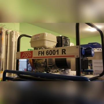 Agregat Fogo FH 6001 R / 6001R Honda Pramac