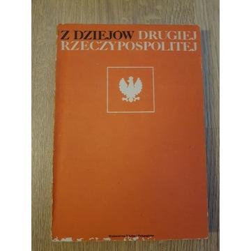 A.Garlicki Z Dziejów Drugiej Rzeczypospolitej
