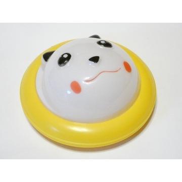 Lampka do dziecięcego pokoju - przyciskana