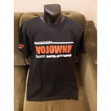 Nowy, oryginalny t-shirt Wojownik L