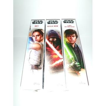 Star Wars Hasbro Disney figurki 3 sztuki