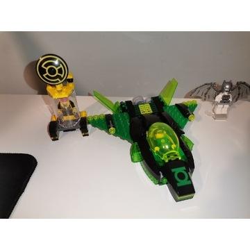 LEGO76025  - Zielona Latarnia vs. Sinestro