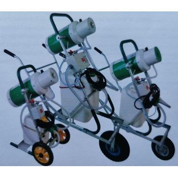 Zamgławiacz elektryczny - Dezynfekcja Ozonowanie
