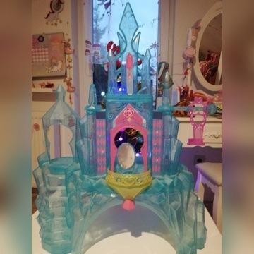 Kryształowy zamek My Little Pony światło