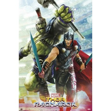 Plakat Marvel - Thor Ragnarok -  61,5X91