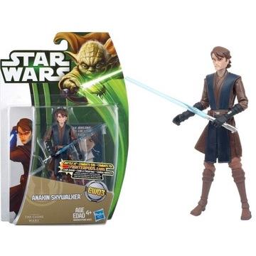 Figurka STAR WARS Anakin Skywalker Clone Wars CW03