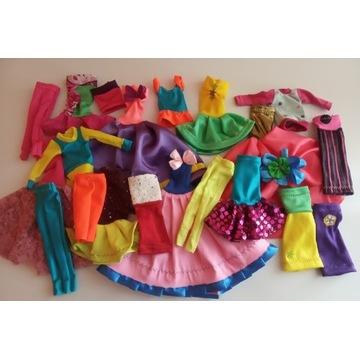 Ubranka dla lalki typu Barbie nr.24