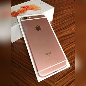 Apple iPhone 6s rose gold 32 gb,PL bez ceny min. !