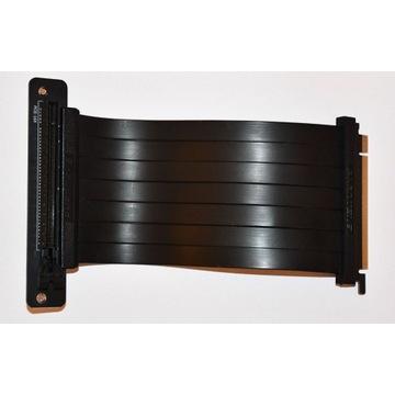 Phanteks kabel przedłużający PCIe x16, 90st, 22 cm