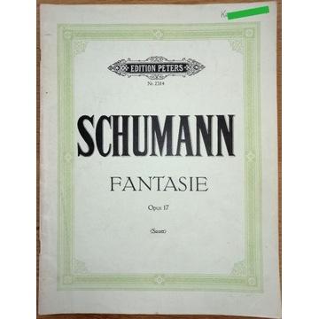 "SCHUMANN ""Fantasie""Opus 17, Edition Peters nr 2314"