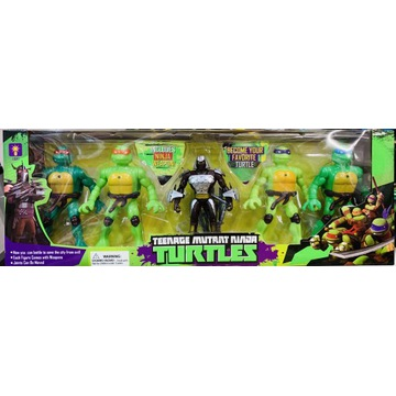 Zestaw Figurki Ninja Turtles : Legends