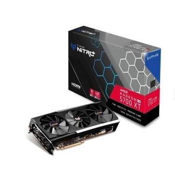 Koparka kryptowalut 6x RX5700XT NITRO+ 8GB 325Mh/s
